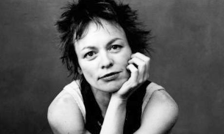 Laurie H Anderson
