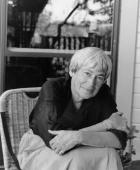 Ursula L Leguin