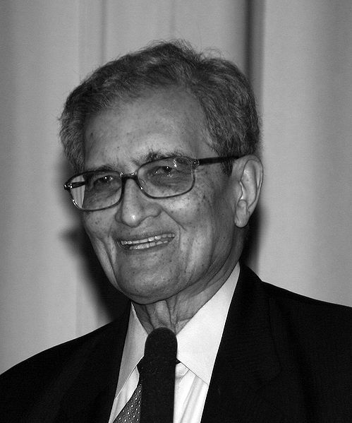 Amartya K Sen