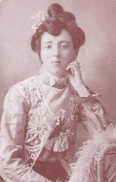 Lucy M Montgomery