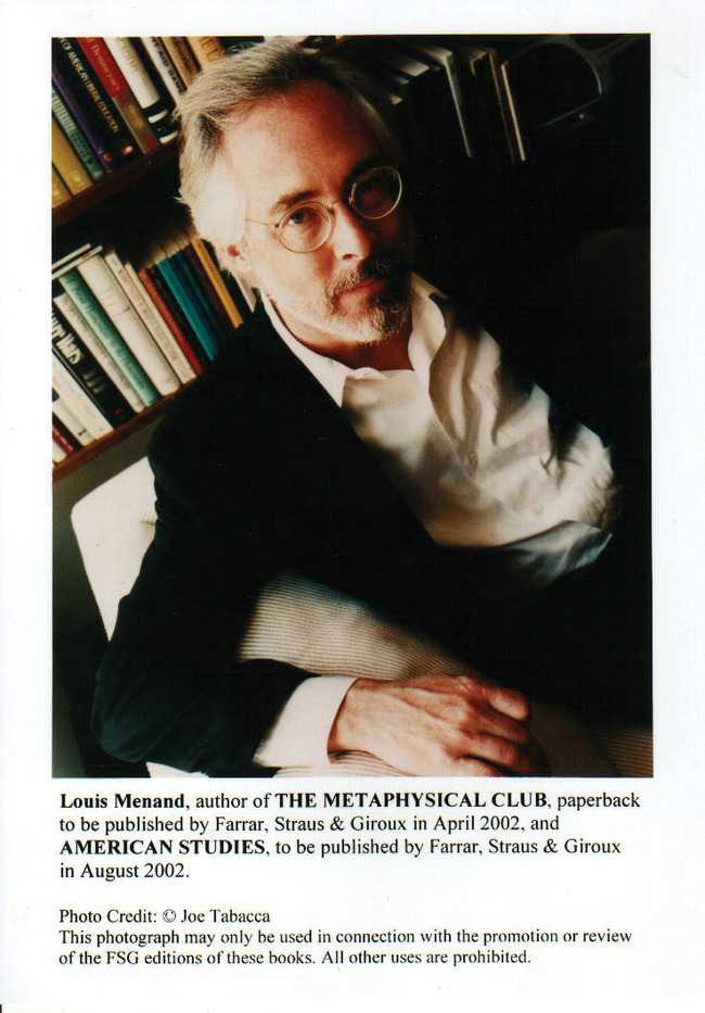 Louis  Menand
